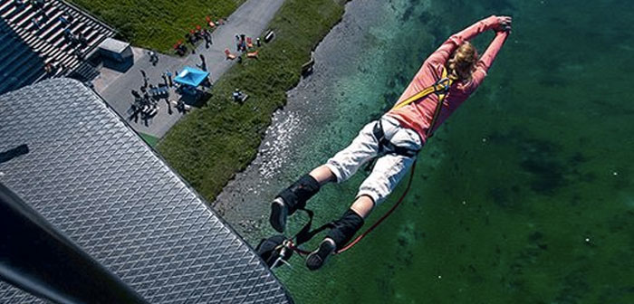 bungee jumping muenchen