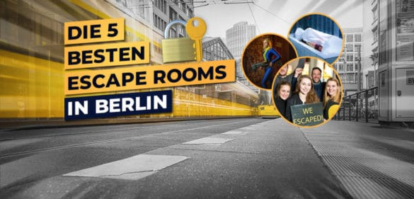 5 escape rooms berlin