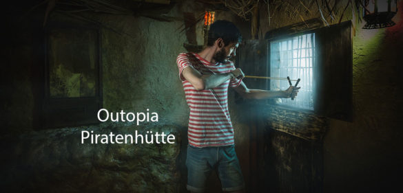 outopia Berlin Piratenhuette Live Escape Game