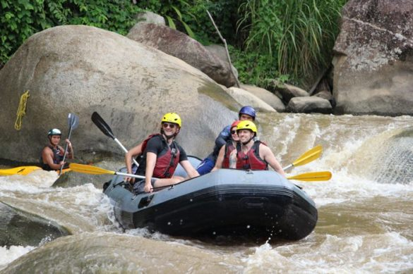 White Water Rafting in Chiang Mai | Mit Siam River Adventures 48