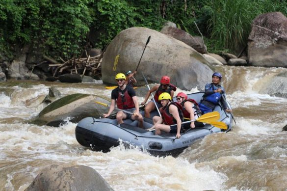 White Water Rafting in Chiang Mai | Mit Siam River Adventures 47