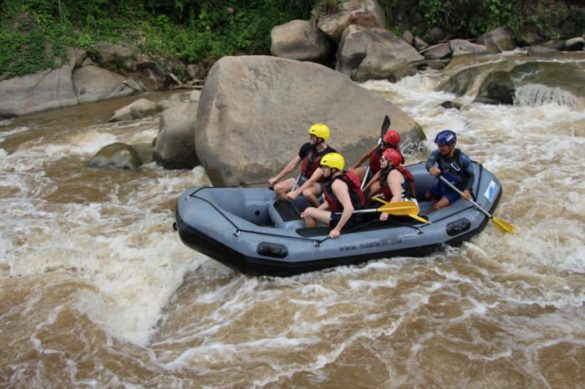 White Water Rafting in Chiang Mai | Mit Siam River Adventures 45