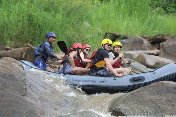 White Water Rafting in Chiang Mai | Mit Siam River Adventures 44