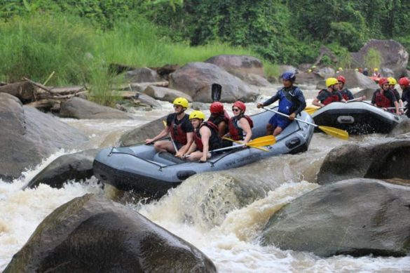 White Water Rafting in Chiang Mai | Mit Siam River Adventures 41
