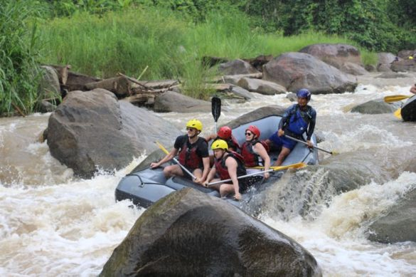 White Water Rafting in Chiang Mai | Mit Siam River Adventures 40