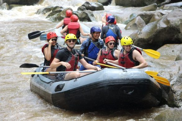 White Water Rafting in Chiang Mai | Mit Siam River Adventures 36
