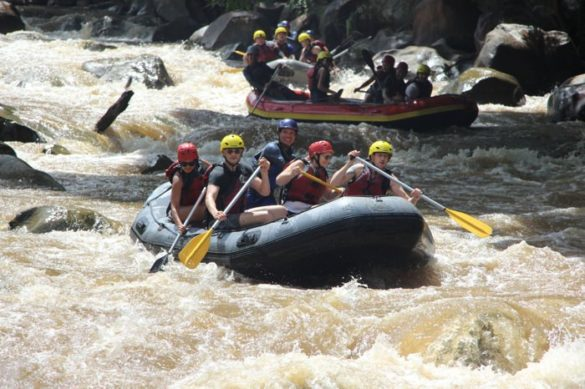 White Water Rafting in Chiang Mai | Mit Siam River Adventures 34
