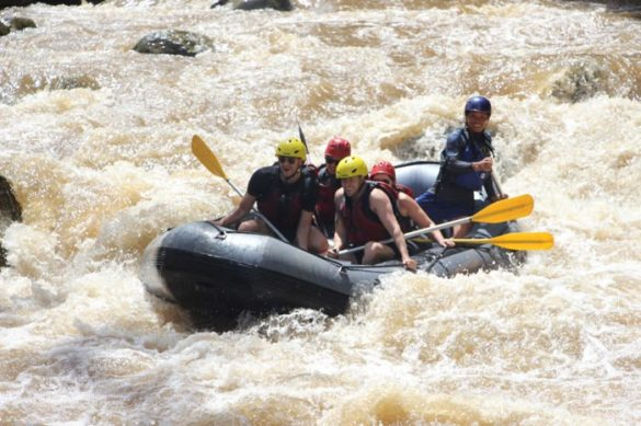 White Water Rafting in Chiang Mai | Mit Siam River Adventures 32