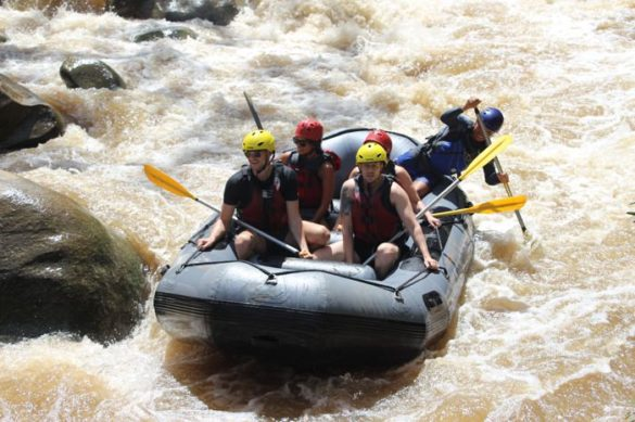 White Water Rafting in Chiang Mai | Mit Siam River Adventures 30
