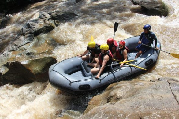 White Water Rafting in Chiang Mai | Mit Siam River Adventures 28