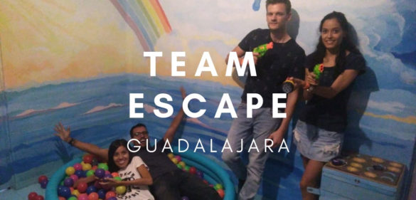 Team Escape Guadalajara Room Escape