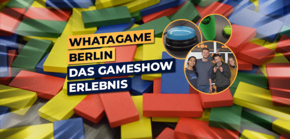 what a game berlin - gameshow erlebnis buzzer